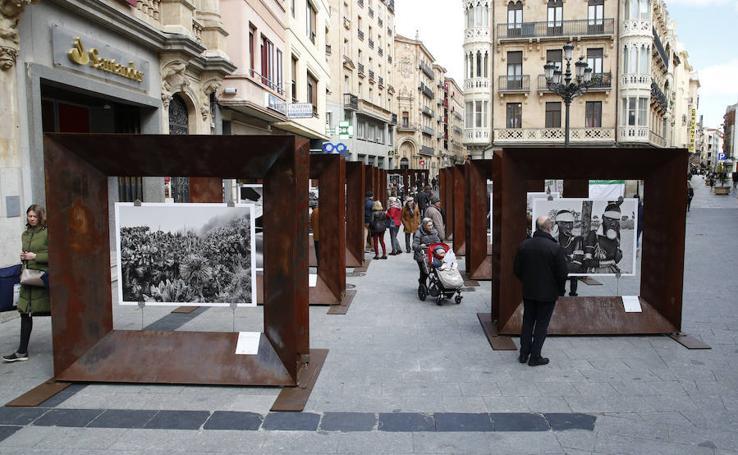 La exposición 'Génesis', del fotógrafo Sebastiao Salgado, aterriza en Salamanca