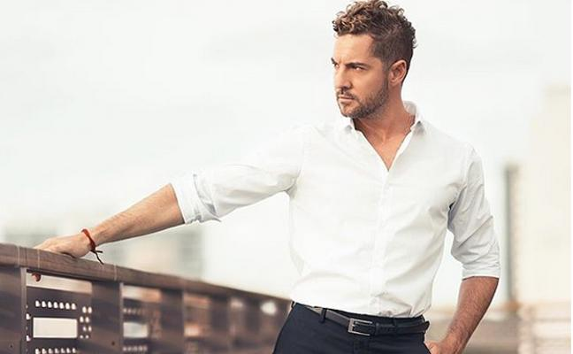 David Bisbal, desolado