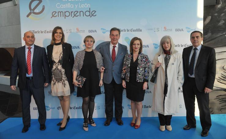 Asistentes a la IX edición de los Premios Emprende