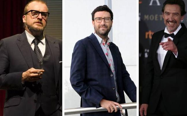 José Manuel Mora, Fernando Cayo y Ginés García Millán optan a los Premios MAX