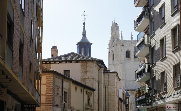 La ciudad de Palencia es declarada conjunto Histórico