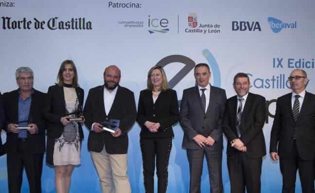 El Norte de Castilla entrega los premios Castilla y León Emprende