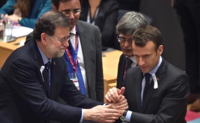 Rajoy anuncia que el déficit de España en 2017 fue del 3,07%