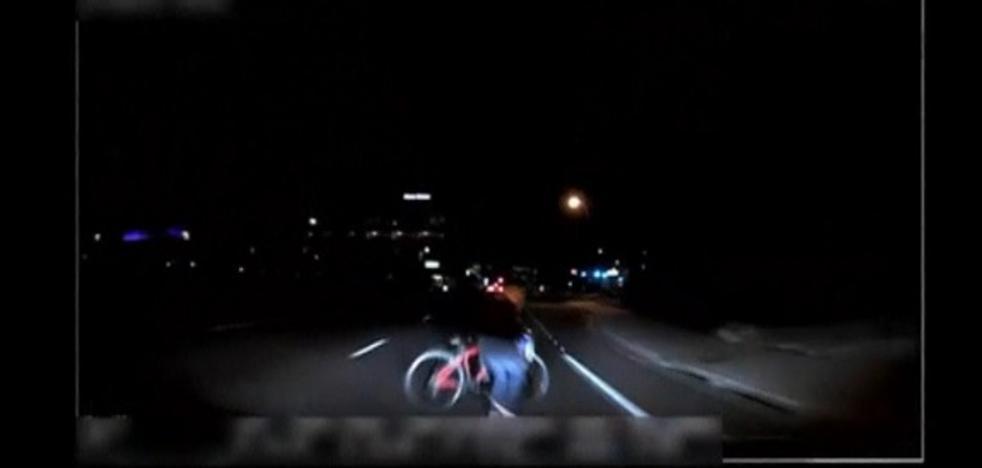 Así fue el atropello mortal de un coche autónomo de Uber