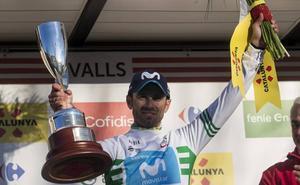 Alejandro Valverde gana la cuarta etapa y recupera el liderato