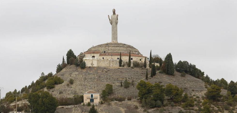 Palencia tiene la declaración de Conjunto Histórico, que incluye al Cristo del Otero