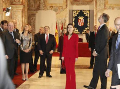 Los Reyes recuerdan la primera vuelta al mundo, fraguada en Valladolid