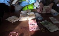 Un guardia civil, investigado en la macrorredada contra la droga y el blanqueo de dinero en Valladolid