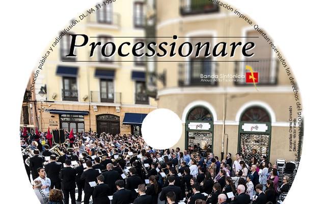 Un cedé recoge trece sintonías de Semana Santa interpretadas por la Banda Sinfónica de Arroyo