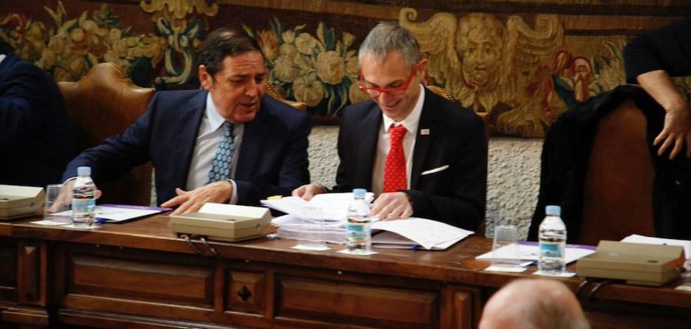 Sáez Aguado afirma que la Junta cumple «con bastante rigor» sus compromisos sanitarios con Salamanca