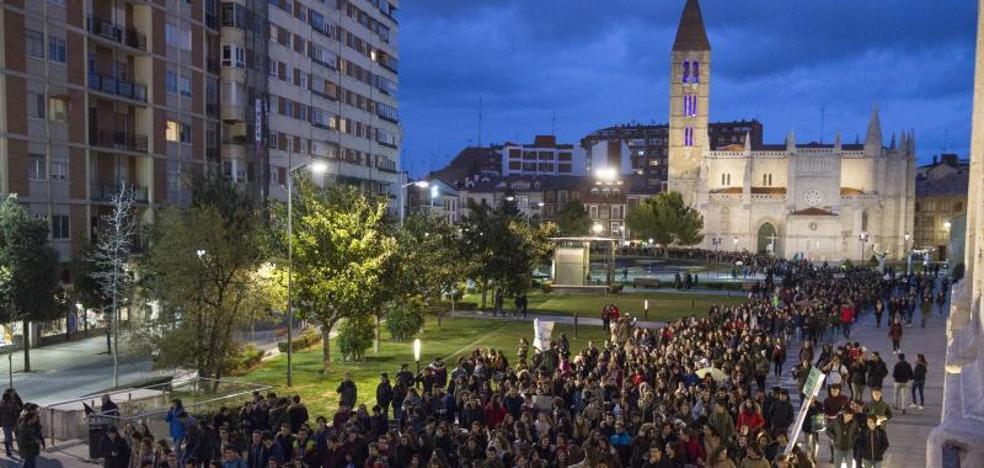 Los estudiantes de Castilla y León se hartan del agravio de la 'selectividad'