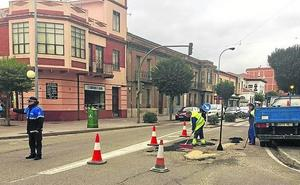 Medina inicia el asfaltado de varias calles tras las quejas vecinales