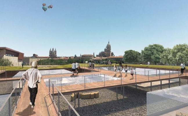 El Cerro de San Vicente se transformará en un parque urbano con equipamientos socioculturales
