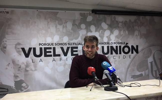 Pablo Cortés: «Ahora no firmo el cuarto puesto, solo pienso en ganar el próximo partido»