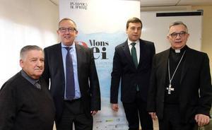 La diócesis de Segovia aporta cuatro obras a Las Edades del Hombre de Aguilar de Campoo
