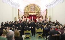 La Escuela Municipal de Música, «agradecida por el privilegio» de procesionar por primera vez hoy