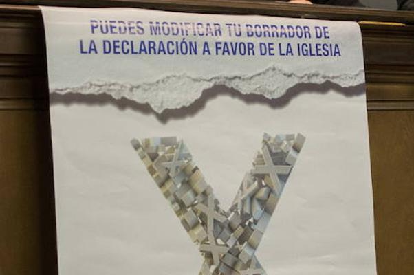 La Iglesia pierde 4.100 contribuyentes en Valladolid