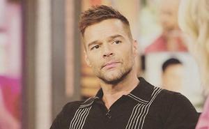 Ricky Martin, ingresado después de una de sus actuaciones