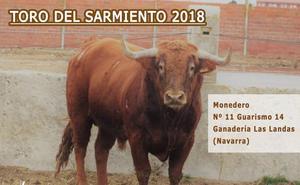 'Monedero', de 600 kilos, Toro del Sarmiento 2018