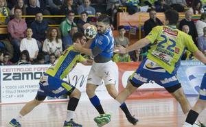 El Recoletas Valladolid va a las trincheras para ganar en Zamora
