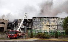 Ornua, cinco meses después del incendio