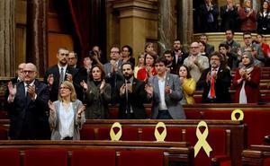 Torrent: «Nos han obligado a suspender la democracia»