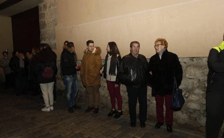 Procesión del Ejercicio Público de las Cinco Llagas en Valladolid