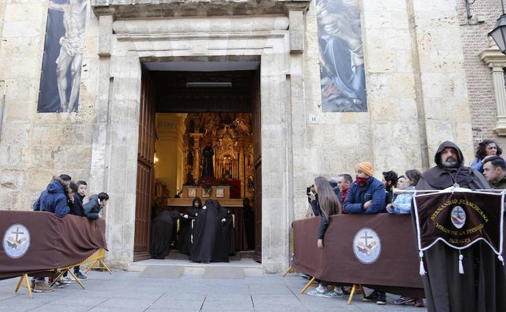 Procesión de la Piedad en Palencia