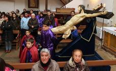 Primeras procesiones a cubierto