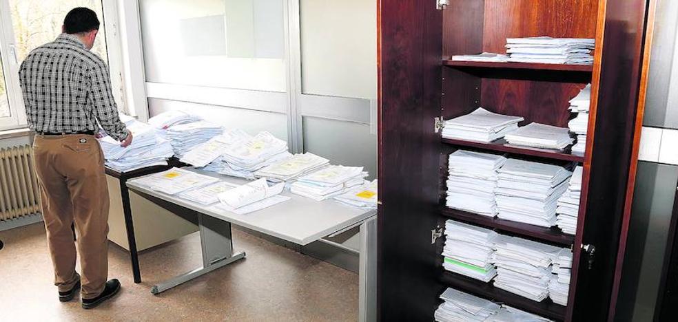 El juzgado que atiende las cláusulas suelo en Palencia registra ocho demandas diarias
