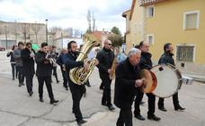 Melodías de Pasión contra el hambre en Baltanás