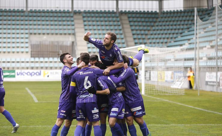 Palencia Cristo 5-0 La Bañeza