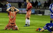 Tercera derrota consecutiva de un Guijuelo que se aleja de la Copa