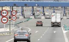 La autopistas segovianas sortean los paros parciales