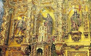 La capilla de La Magdalena de Cuéllar recupera el esplendor original