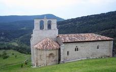 Fallece un joven tras caer desde la peña de la ermita de San Pantaleón de Losa