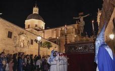 El silencio marcará la noche del Lunes Santo con el Cristo de los Doctrinos