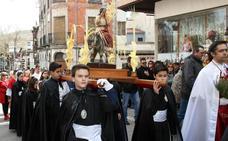 La Procesión de los Ramos abre en Cuéllar las celebraciones
