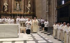 El obispo de Segovia: «La Iglesia no puede perder la conciencia de su ser»
