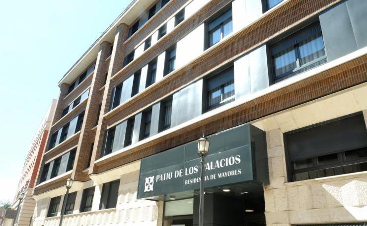 Nueva residencia geriátrica Patio de los Palacios en el antiguo colegio de las Jesuitinas de Valladolid