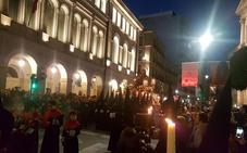 Directo: Procesión del Encuentro de Valladolid