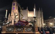 La Preciosísima Sangre cumple con la tradición en la procesión de la Buena Muerte