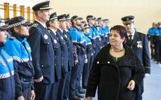 Las mejoras de la Policía Local de Segovia chocan con un presupuesto cerrado