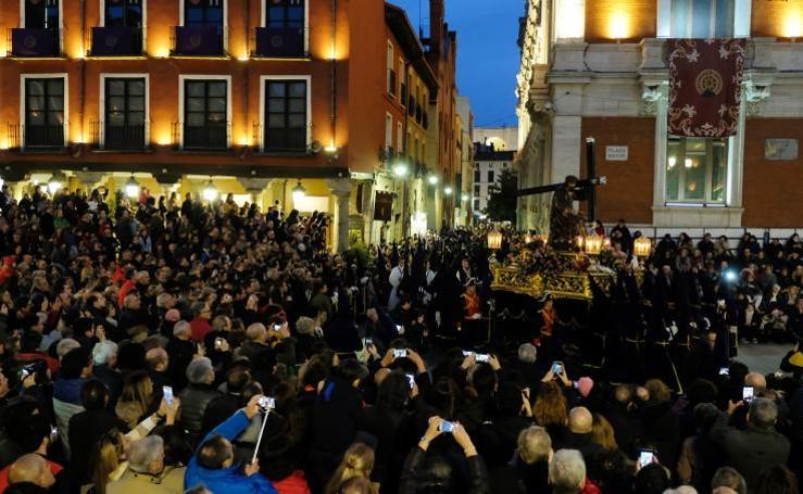 Vía Crucis en Valladolid