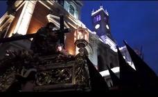 Así hemos emitido en directo el Vía Crucis Procesional de Valladolid