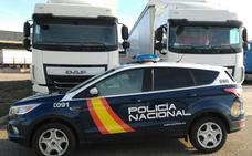 Cuatro detenidos por dejar inconsciente a un camionero en Miranda de Ebro