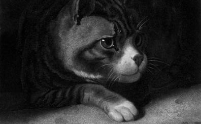 Cuando el gato se comía el asado