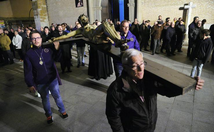 Rosario de Penitencia en Medina del Campo