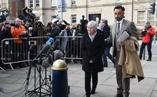Ponsatí queda en libertad condicional tras entregarse en Edimburgo