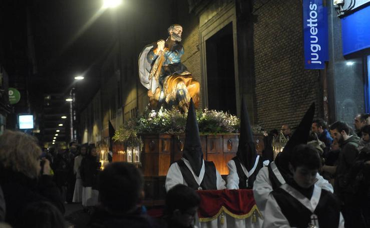 Procesión del Arrepentimiento en Valladolid